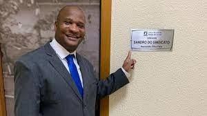 Vereador Sandro do Sindicato é morto em Caxias Reprodução