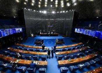 O projeto, que foi aprovado na Câmara no final de setembro, estabelece fundamentos e princípios para o desenvolvimento e a aplicação da inteligência artificial no Brasil / Foto: Jefferson Rudy/Agência Senado  Fonte: Agência Senado